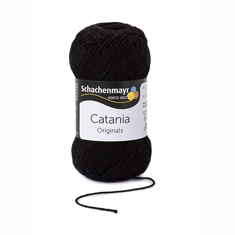 Catania 110 Black