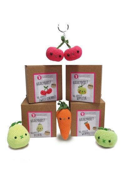 Fruit / vegetables (school) bag hangers