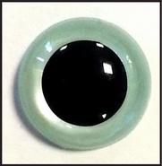 1 paar 12 mm ogen blue pearl