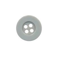 Knoop grijs 10 mm.