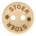 Houten knoop *STOER* 20 mm.