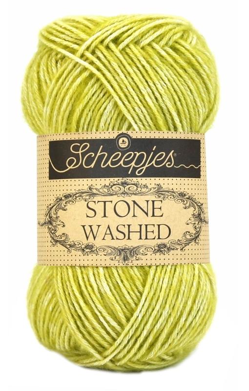 Scheepjes Stone Lemon Quartz 812