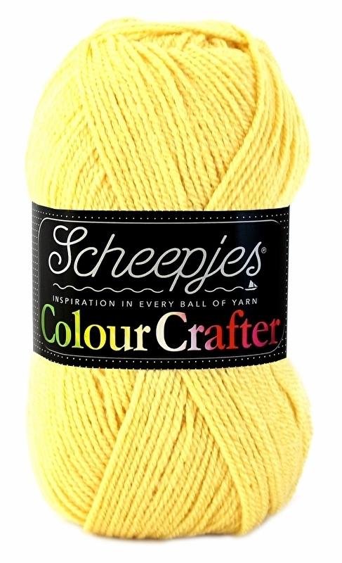 Scheepjes Colour Crafter 1081 Gouda