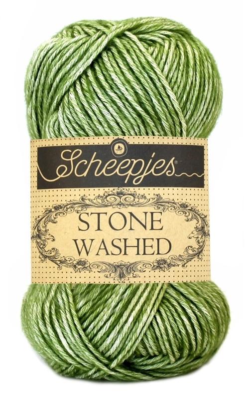Scheepjes StoneWashed Canada Jade 806