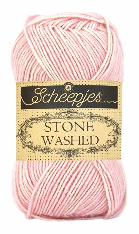 Scheepjes Stone Washed Rose Quartz 820