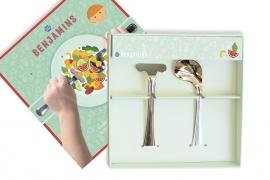 Benjamins Children's Cutlery Set