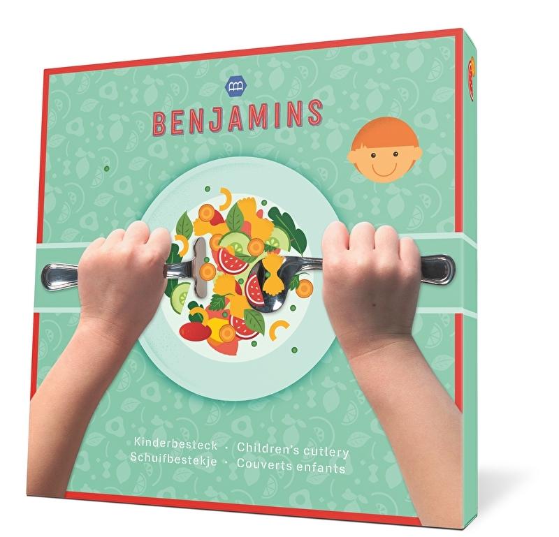Benjamins Schuifbestekje