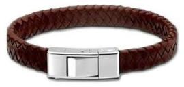 Lotus Style LS1122-2/3 armband 22 cm bruin