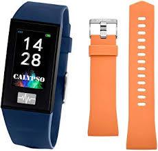 Calypso K8500/5 Smartime Fitness Tracker donkerblauw