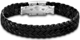 Lotus Style LS1206-2/1 armband 22 cm zwart