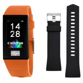 Calypso K8500/3 Smartime Fitness Tracker oranje