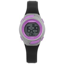 Coolwatch CW.346 digitaal horloge 29 mm 100 meter grijs/ roze