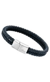 Lotus Style LS2011-2/4 armband 22 cm blauw 2 delig
