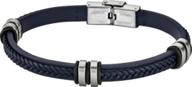 Lotus Style LS1829-2/5 armband 22 cm blauw 2 delig
