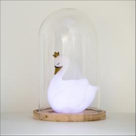 Led Lampje Zwaan - Wit