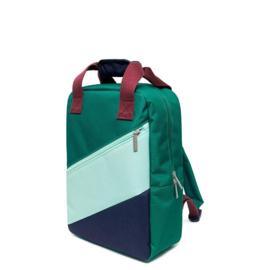 PETIT MONKEY RUGZAK - Cadmium Green S
