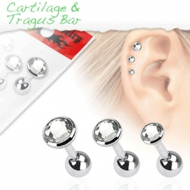 Tragus color Clear