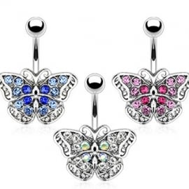 Collor Butterfly