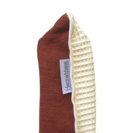 Aankleedkussenhoes Brique