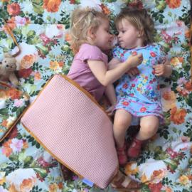 Custom Made tweeling boxkleed