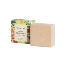 Solid conditioner vanille (alle haartypen)  - HelemaalShea