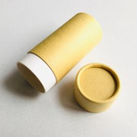 Deodorant stick van karton