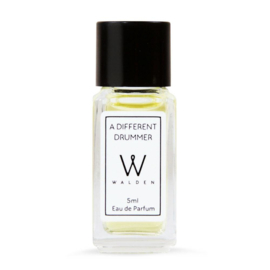 Parfum -A different drummer- 5ml - Walden natural parfume