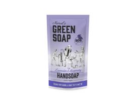 Handzeep Navulzak Lavendel & Rozemarijn 500 ml - Marcels Green Soap