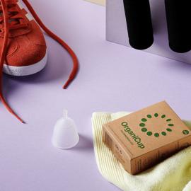 Menstruatiecup Maat MINI (voor tieners) - Organicup