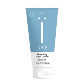 Herstellende Nachtcreme  - zero plastic - Naïf