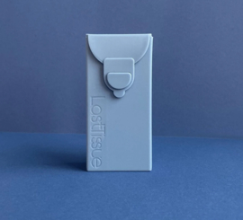 Herbruikbare tissues - Blue - LastTissue