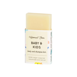 TESTER Baby & Kids  body and shampoo bar - HelemaalShea