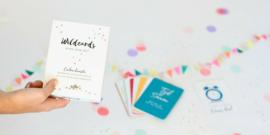 Wildcards cadeaukaarten - voor jonge tieners - Kids aan zet
