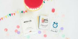 Wildcards cadeaukaarten - Kids aan zet