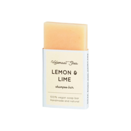 Shampoo bar - mini - Citroen & Limoen - HelemaalShea