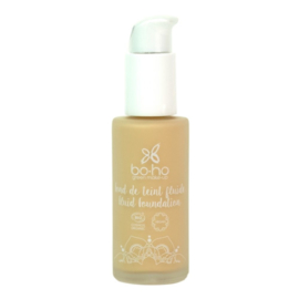 Liquid Foundation 30 ml 02 Ivory - Boho