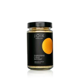 Badzout met zeezout en essentiële citrusoliën - Joik