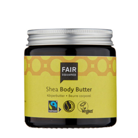 Shea Body Butter 100 ml - Fair Squared
