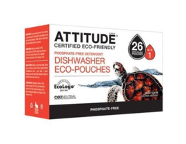 Vaatwastabletten Eco - Attitude