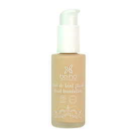 Liquid Foundation 30 ml 01 Porcelain - Boho