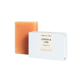Shampoo bar - Citroen & Limoen - HelemaalShea