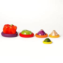 Food Huggers Autumn set van 5