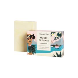 Shampoo bar - Monoï de tahiti - HelemaalShea