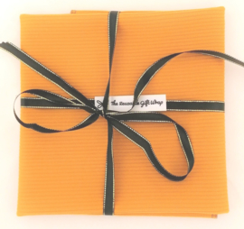Reusable Giftwrap Large 75x75 cm - Made by Minke