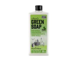 Afwasmiddel Basilicum & Vetiver gras 500ml - Green Soap