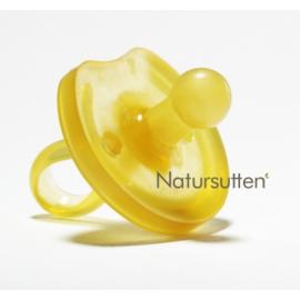 Natuurlijke fopspeen kers S (0-6 maanden) - Natursutten