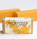 Citruszeep 100 gram - Werfzeep