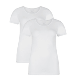 T-shirts Kate (2-pack) – Wit