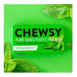Natuurlijke kauwgom Spearmint - Chewsy