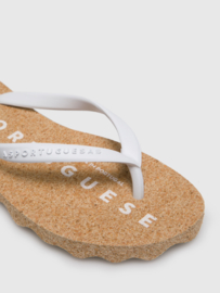 Teenslipper Base White - Asportuguesas